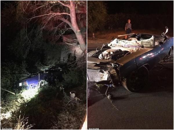 Diễn viên hài Kevin Hart bị thương nghiêm trọng vì tai nạn giao thông