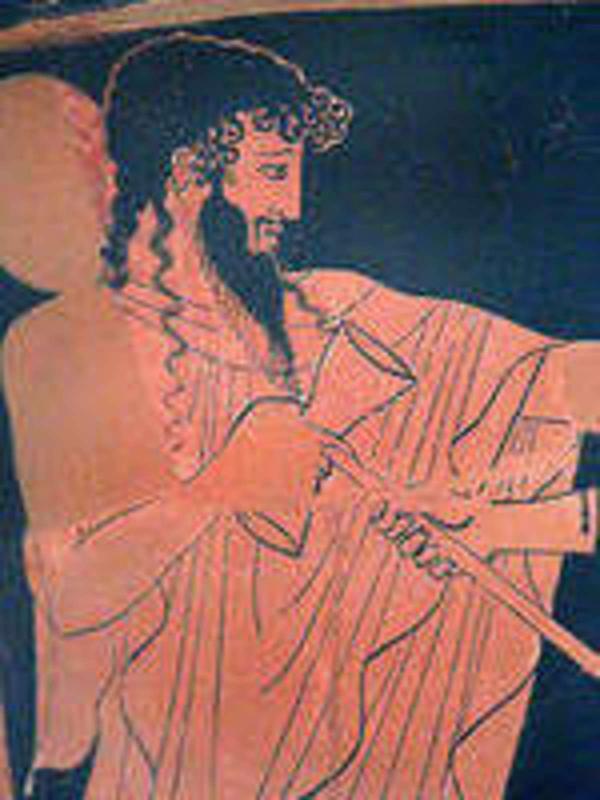 Thần thoại Hy Lạp không chỉ huyền ảo mà còn khối chi tiết kinh dị (P1)