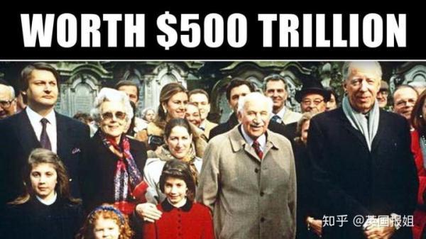 25 dòng họ giàu nhất toàn cầu chứng minh câu 'ai giàu ba họ' hoàn toàn sai