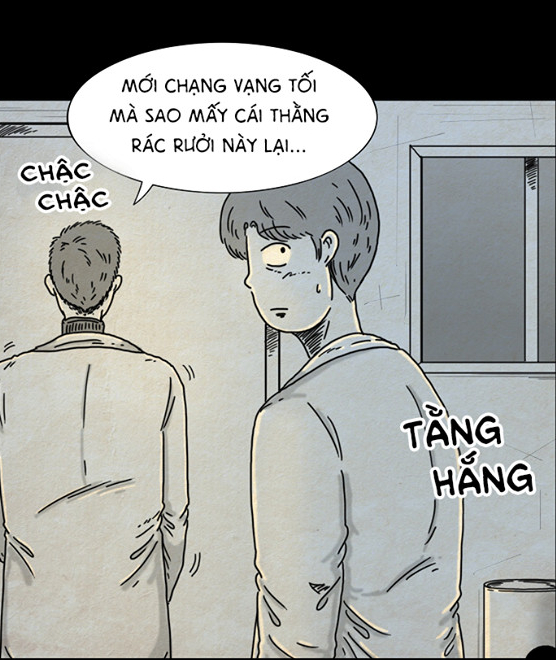 'Strangers From Hell': Bản webtoon chưa đủ kịch tính hay gì mà phim chuyển thể lại thêm vào tình tiết mới?