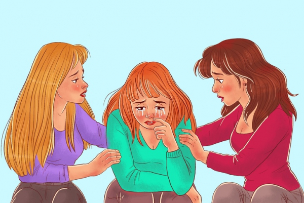 9 quy tắc ngầm để tình bạn con gái muôn đời bền vững