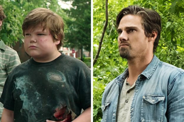 Loạt ảnh so sánh dàn diễn viên bé - lớn của 'It' cho thấy khâu casting quá chuẩn