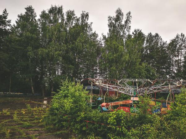 Khám phá công viên bỏ hoang mang đậm màu sắc Liên Xô cũ tại cộng hòa Litva (Lithuania)