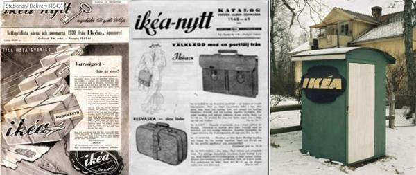 Các sản phẩm đầu tiên của 20 thương hiệu nổi tiếng toàn cầu trông như thế nào? (Phần 1)