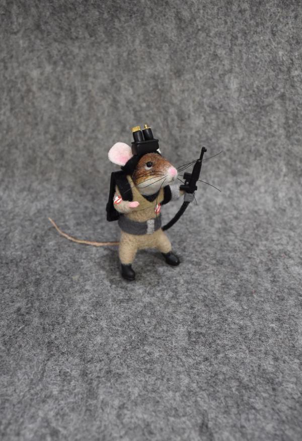 Những nhân vật nổi tiếng sẽ ra sao khi hóa thân thành... chuột