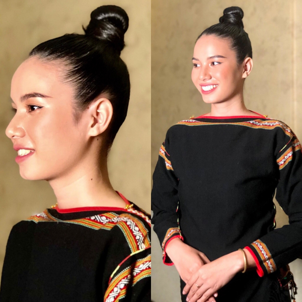 H'Luai H'Wing: Cô gái Ê Đê lột xác khó tin ở Hoa Hậu Hoàn Vũ 2019 và quan hệ ít ai biết với H'Hen Niê