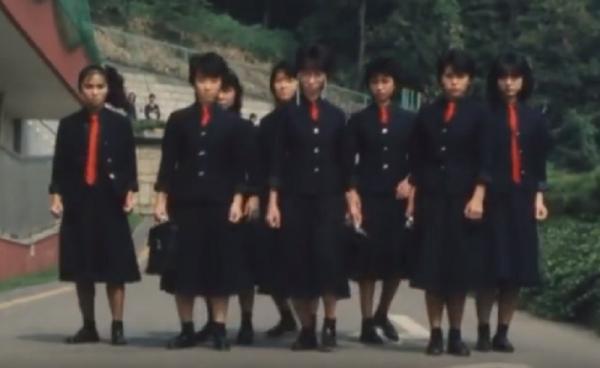 Băng đảng nữ sinh gangster chấn động Nhật Bản cách đây 50 năm, đến cánh mày râu cũng khiếp sợ