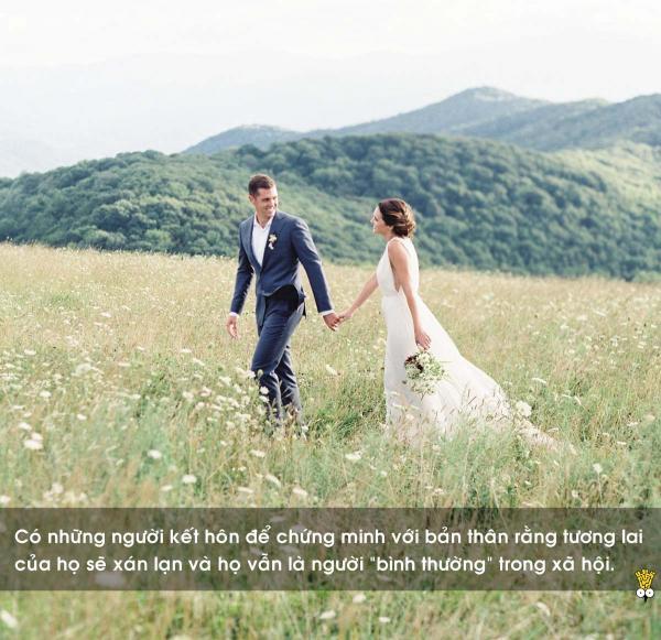 Lên xe hoa chỉ vì 5 lý do này sẽ khiến bạn sớm vỡ mộng với cuộc sống hôn nhân