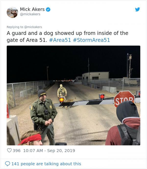 Cuộc đột kích vào khu vực 51 diễn ra như thế nào?