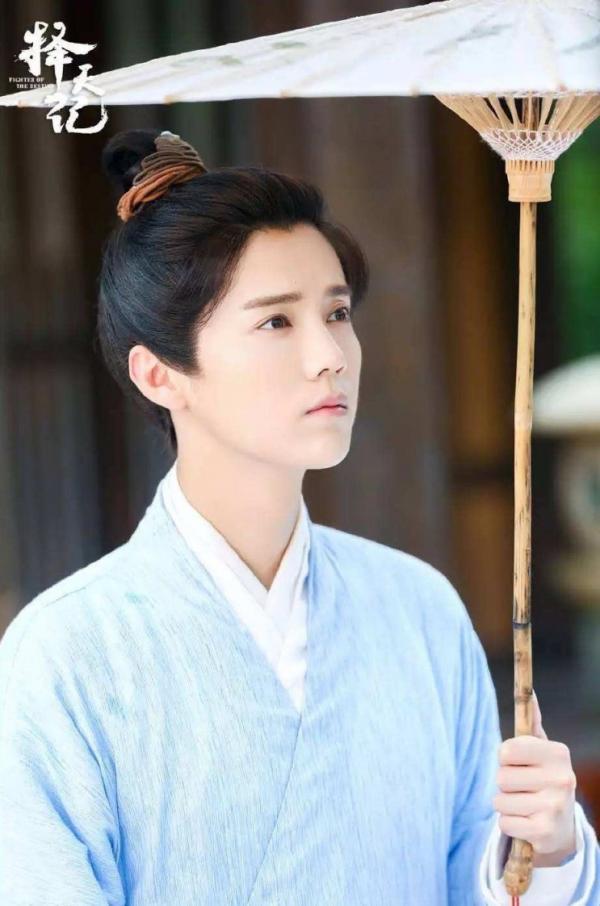 Netizen Hàn chọn ra 12 nam diễn viên Hoa ngữ có visual gây shock từ cái nhìn đầu tiên