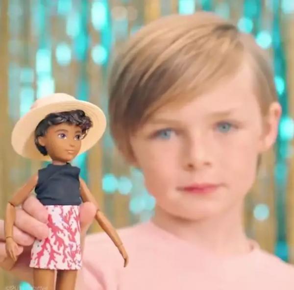 Hãng mẹ Barbie cho ra mắt búp bê không phân định giới tính để khuyến khích bình đẳng giới