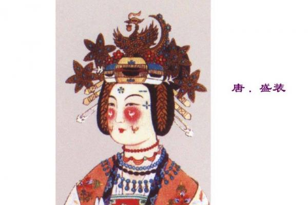Vẻ đẹp trong lối trang điểm Hoa Điền của người xưa