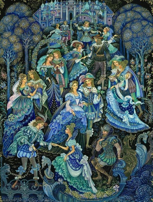 Truyện cổ Grimm chưa bao giờ thực sự dành cho trẻ em