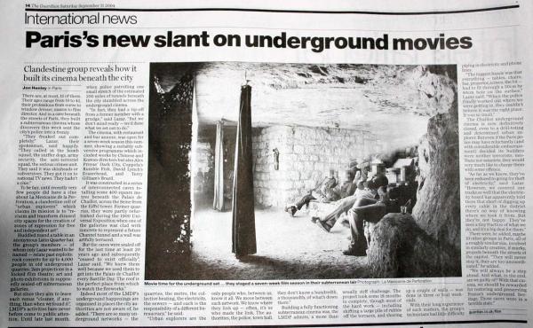 Phía dưới kinh đô ánh sáng Paris là hầm mộ chứa 7 triệu tử thi với nhiều tin đồn ma quái