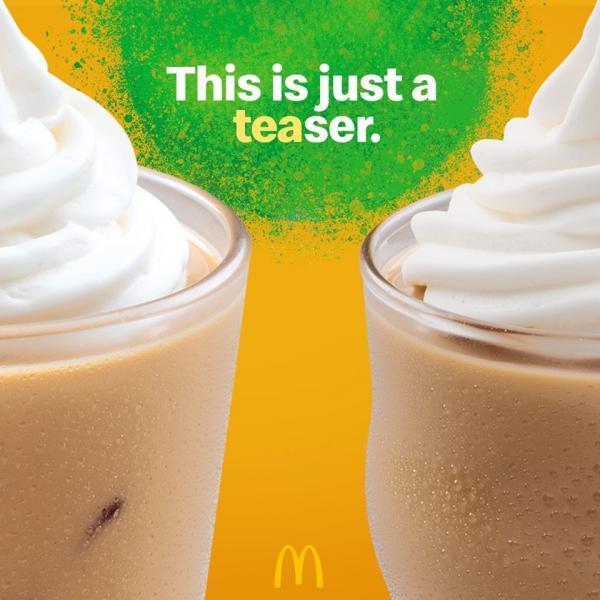 McDonald's Philippines ra mắt trà sữa trân châu khiến cả nước xếp hàng muốn nếm thử