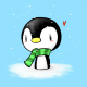 chilly penguin by canovis