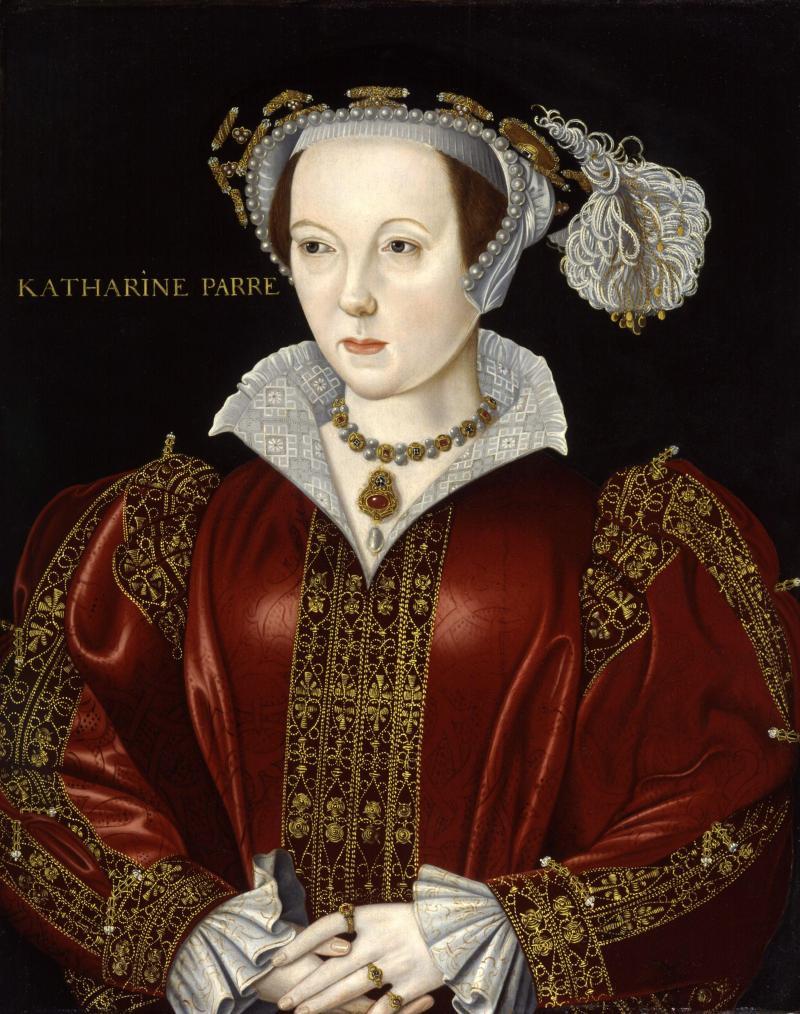 Chuỗi bi kịch 6 người vợ của vua Henry VIII (Kì cuối): Bông hồng không gai và cuộc hôn nhân cuối cùng của nhà vua