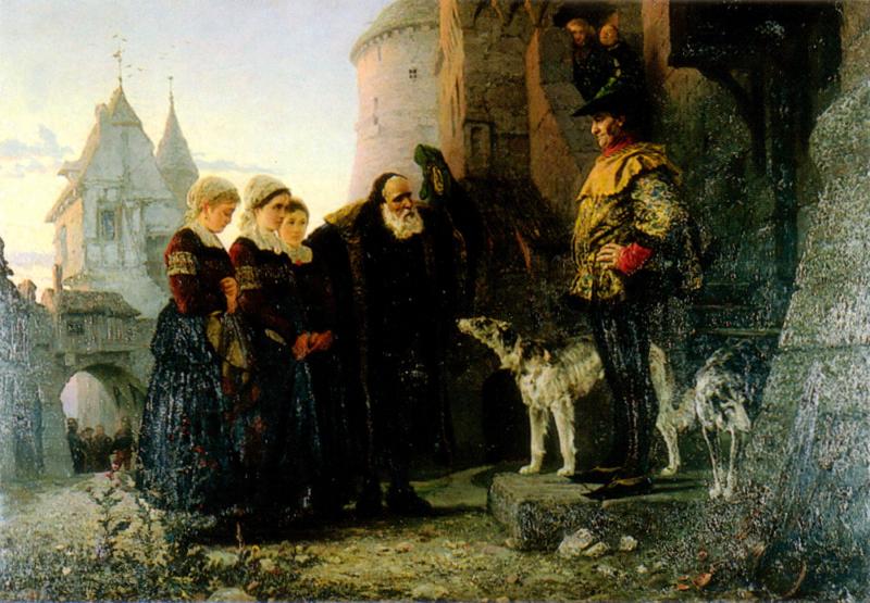 Thực hư về nỗi sợ hãi thời Trung Cổ mang tên 'quyền được hưởng đêm đầu tiên'