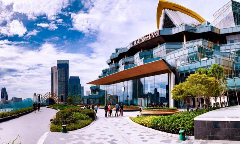 Thái Lan mở cửa khu mua sắm, giải trí sang trọng bậc nhất nhắm tới du khách Trung Quốc giàu có