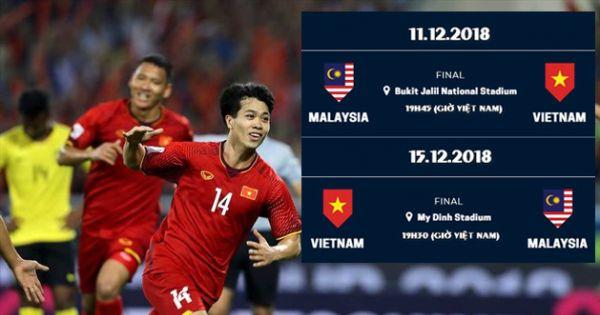 Chung kết AFF Cup 2018: 'Bóng ma' bạo lực sân cỏ ám ảnh Việt Nam trên sân Bukit Jalil