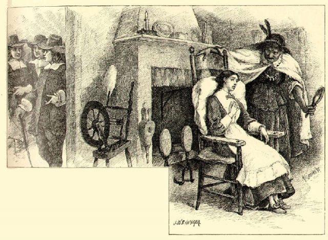 Những vụ xét xử phù thủy ở Salem: Khi thảm kịch bắt đầu chỉ vì lời khai của một nữ nô lệ