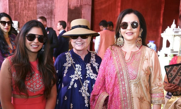 Đám cưới 100 triệu USD của ái nữ tỷ phú giàu nhất Ấn Độ: Đích thân Beyoncé và Hillary Clinton tới dự