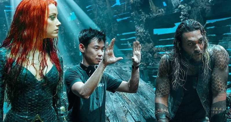 Đạo diễn James Wan bức xúc vì 'Aquaman' không có tên trong danh sách đề cử Oscar hạng mục VFX