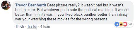 'Hulk' ca ngợi Black Panther với 3 đề cử Quả Cầu Vàng, khán giả phản ứng sôi nổi