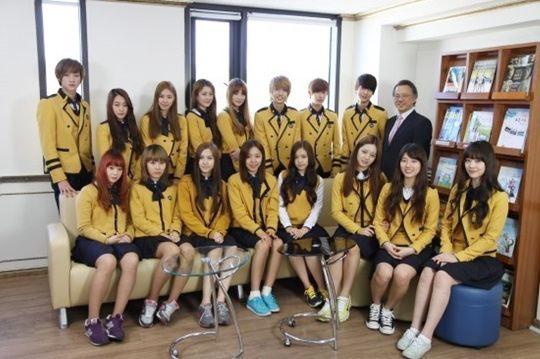 Hiệu trưởng trường Nghệ thuật biểu diễn Seoul ép buộc học sinh tiếp khách riêng