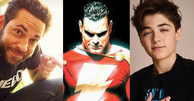 'Shazam!' - Một 'Captain Marvel khác' nhận được nhiều bình luận tốt sau buổi chiếu sớm