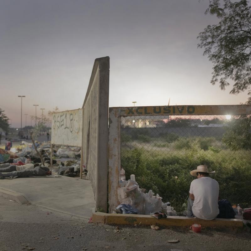 'Đoàn người di cư': Giấc mơ Mỹ chua chát và nghiệt ngã trong bộ ảnh đạt giải Ảnh Báo chí Thế giới 2019