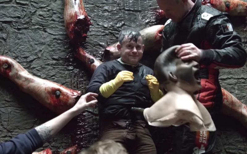 Cảnh kinh dị nhất của tập đầu tiên 'Game of Thrones' mùa 8 được quay như thế nào?