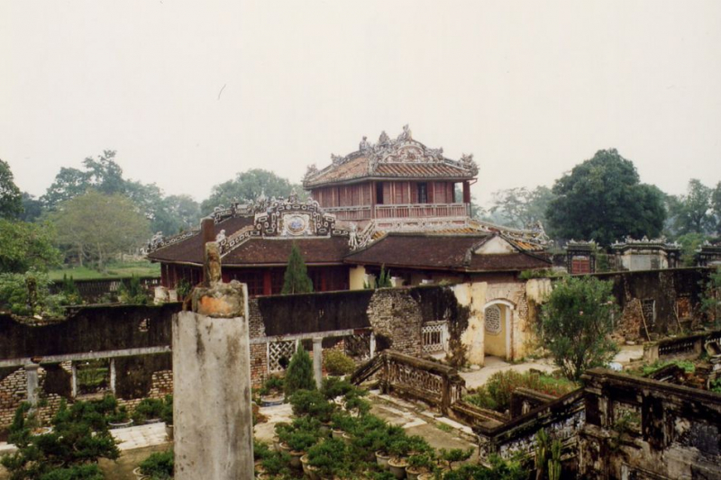 Việt Nam 20 năm trước qua ống kính của Tổng lãnh sự quán Canada
