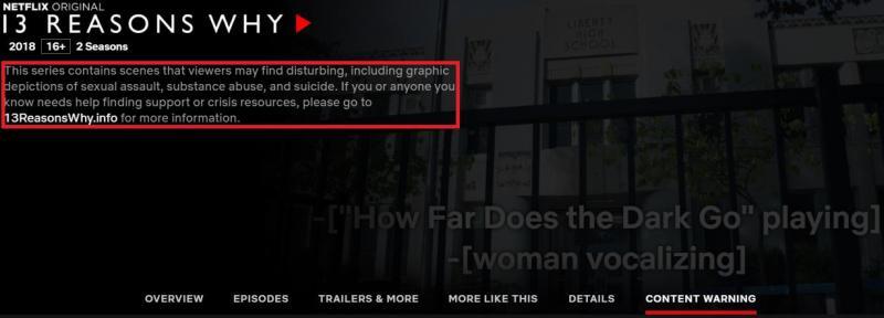 Con gái 12 tuổi tự sát sau khi xem '13 Reasons Why', người mẹ đau đớn cảnh báo phim của Netflix