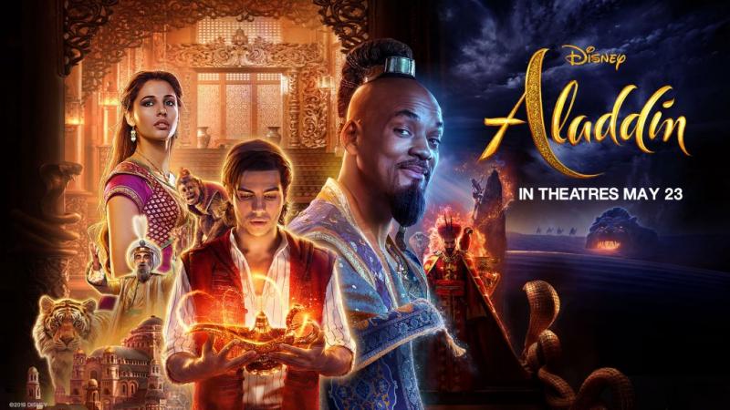 Đánh giá sớm 'Aladdin 2019': Từng gây tranh cãi nhưng lại hay hơn mong đợi