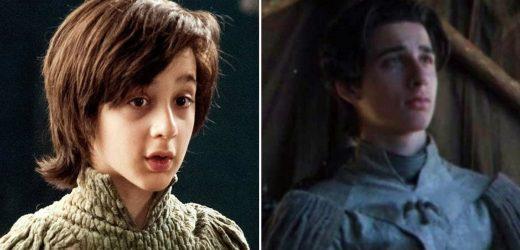 Khán giả 'Game of Thrones' ngạc nhiên khi thấy cậu bé xứ Vale hay bú tí mẹ nay đã dậy thì thành công