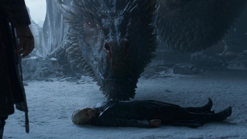 Lý giải cái kết: Vì sao rồng Drogon không giết Jon trong tập cuối 'Game of Thrones'?