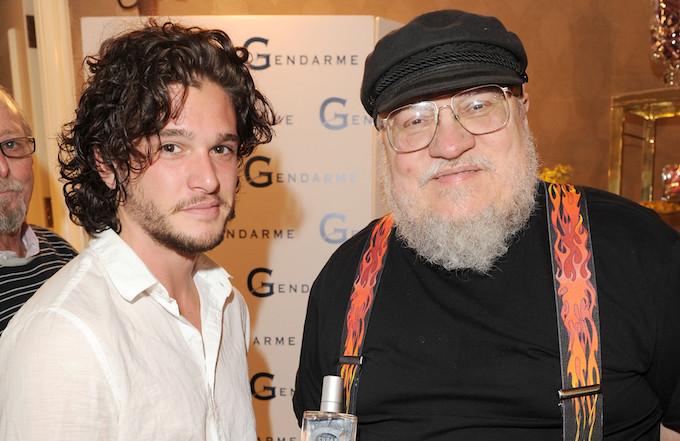 'Game of Thrones' kết thúc, tác giả George R.R. Martin viết 'tâm thư' cho biết truyện sẽ có cái kết khác phim