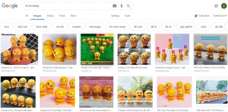 Thú nhún lò xo emoji đang gây sốt trong giới trẻ chứa kim loại nặng và chất gây ung thư cực độc