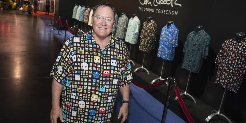 John Lasseter - Công thần của Pixar, cha đẻ của 'Toy Story' và bị Disney 'đuổi cổ' vì tội háo sắc