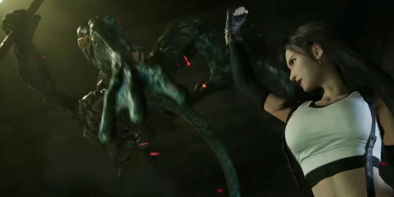 'Final Fantasy VII Remake': Tại sao vòng 1 của nhân vật Tifa bị 'thu nhỏ' so với bản cũ?