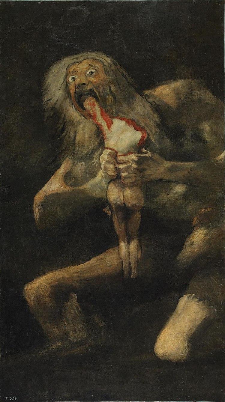 7 bức tranh nổi tiếng về cái chết, cô độc và tăm tối
