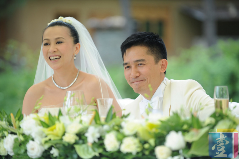Chuyện tình Lương Triều Vỹ - Lưu Gia Linh: 'Cùng nhau trưởng thành, cùng nhau chầm chậm già đi'
