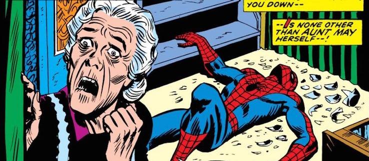 'Linh Cảm Nhện': Năng lực độc đáo tạo nên sự khác biệt của Spider-Man