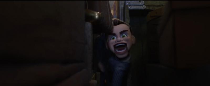 Giật mình khi 'Toy Story 4' lại khơi gợi nhiều chi tiết ám ảnh liên quan đến phim kinh dị