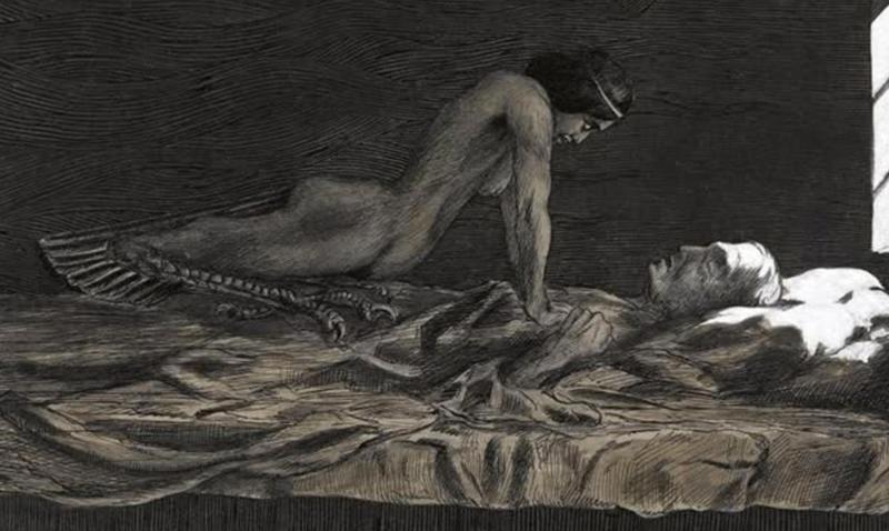 Hành trình đi tìm 'Con ma cà rồng đầu tiên' - Kỳ 1: Ma cà rồng trong lịch sử nhân loại