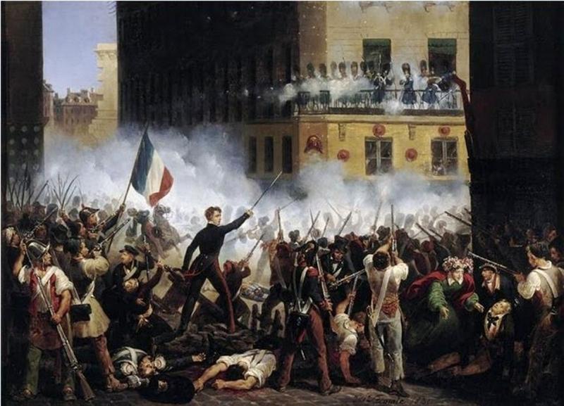 Những cột mốc quan trọng trong cuộc Cách mạng Pháp thể hiện qua loạt họa phẩm nổi tiếng