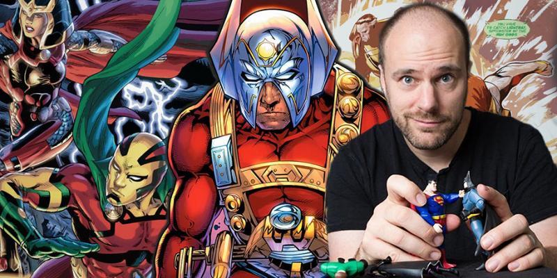 Vũ trụ phim DC sẽ trở lại với phản diện đáng gờm nhất trong lịch sử: Darkseid