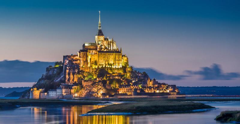 Mont Saint-Michel: 'Một tạo vật đẹp đẽ, một kim tự tháp diệu kỳ' đến Victor Hugo cũng si mê