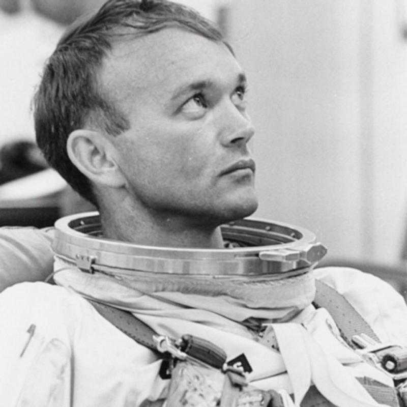 Michael Collins - Phi hành gia hoàn toàn bị lãng quên của con tàu Apollo 11